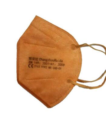 Schutzmaske Orange M44710-2